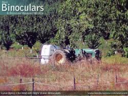 Daytime Sample Photo - Luna Optics LN-DB60-HD Binocular