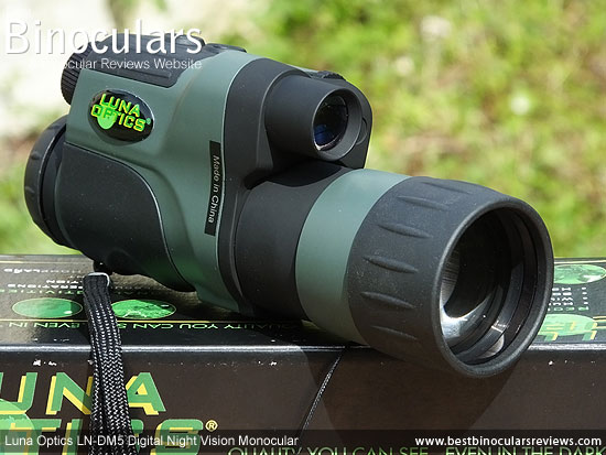 Luna Optics LN-DM5 Digital Night Vision Monocular