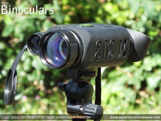 Luna Optics LN-DM50-HRSD Digital Night Vision Monocular