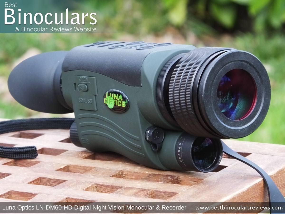 Luna optics ln dm hd digital night vision monocular review