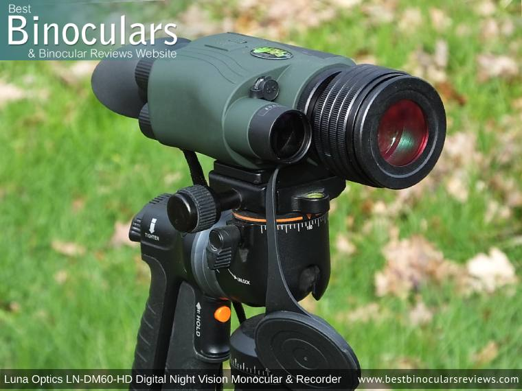 Luna Optics LN-DM60-HD Digital Night Vision Monocular & Recorder