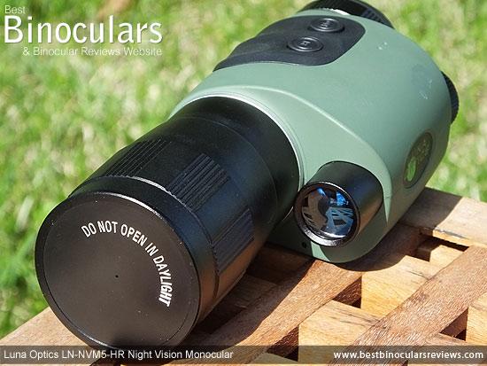 Luna Optics LN-NVM5-HR Night Vision Monocular
