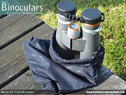 Maven B2 11x45 Binoculars Field Bag