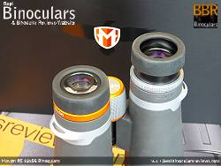 Ocular Lens on the Maven B.5 18x56 Binoculars