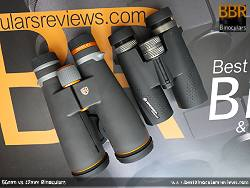Diopter Adjustment on the Maven B.5 18x56 Binoculars