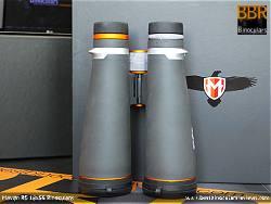 Underside of the Maven B.5 18x56 Binoculars