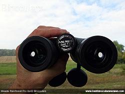 Focusing the Meade Rainforest Pro 8x42 Binoculars