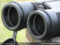 Objective Lenses on the Meade Rainforest Pro 8x42 Binoculars