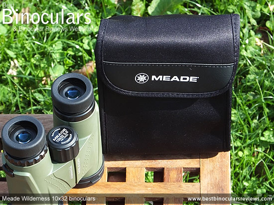 Accessories for the Meade Wilderness 10x32 Binoculars