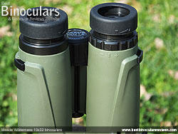 Diopter Adjustment on the Meade Wilderness 10x32 Binoculars