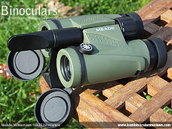 Tripod Adaptable Meade Wilderness 10x32 Binoculars