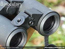 Tripod adaptable Minox BL 8x33 HD Binoculars
