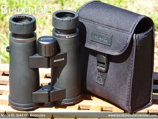 Carry Case for the Minox BL 8x44 HD Binoculars