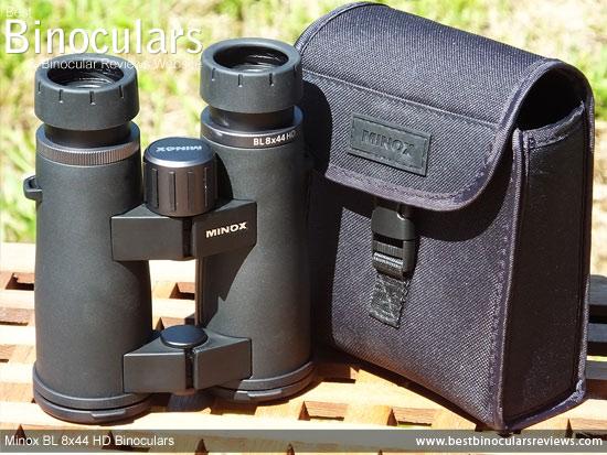 Carry Case for the Minox BL 8x44 HD Binoculars