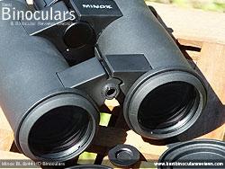 Tripod Adaptable Minox BL 8x44 HD Binoculars