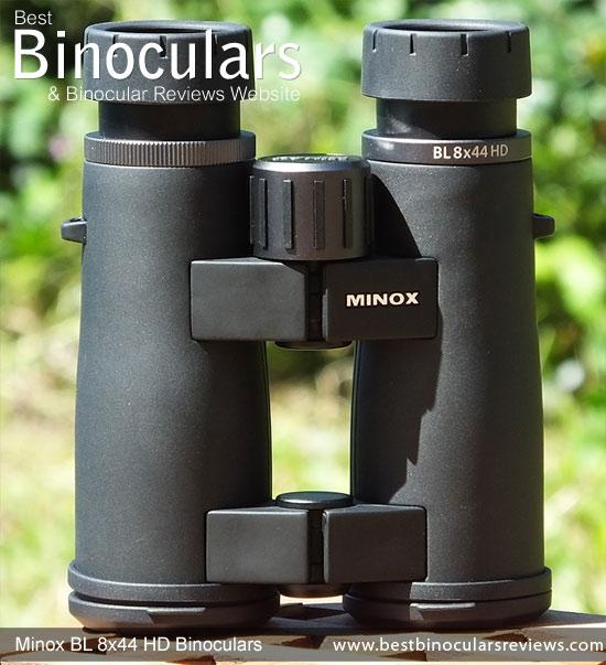 Minox BL 8x44 HD Binoculars