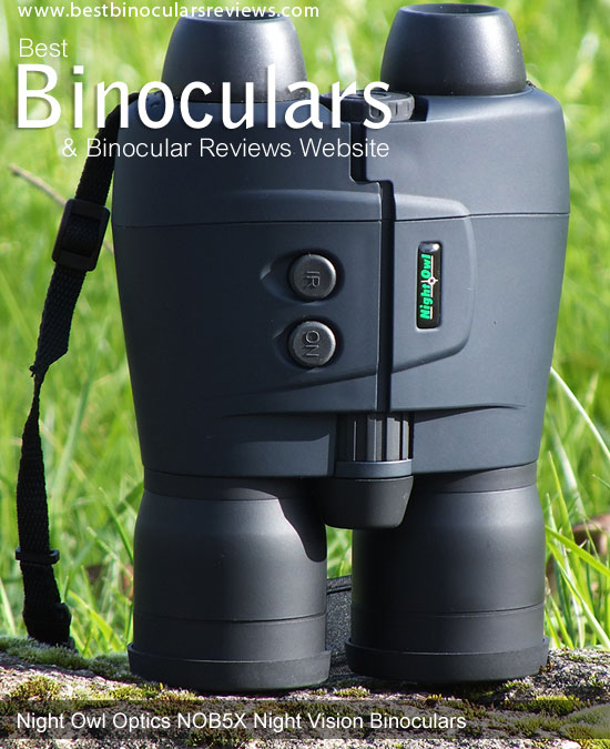 Night Owl Optics NOB5X Night Vision Binoculars