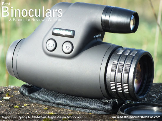 Night Owl Optics NOXM42-AL Night Vision Monoculars