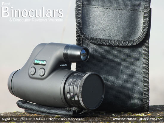 Night Owl NOXM42-AL Night Vision Monoculars with Carry Case