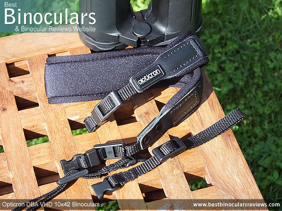 Neck Strap for the Opticron DBA VHD 10x42 Binoculars