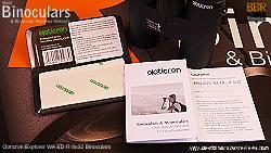 Cleaning Cloth for the Opticron Explorer WA ED-R 8x32 Binoculars