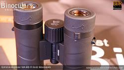 Diopter Adjustment on the Opticron Explorer WA ED-R 8x32 Binoculars