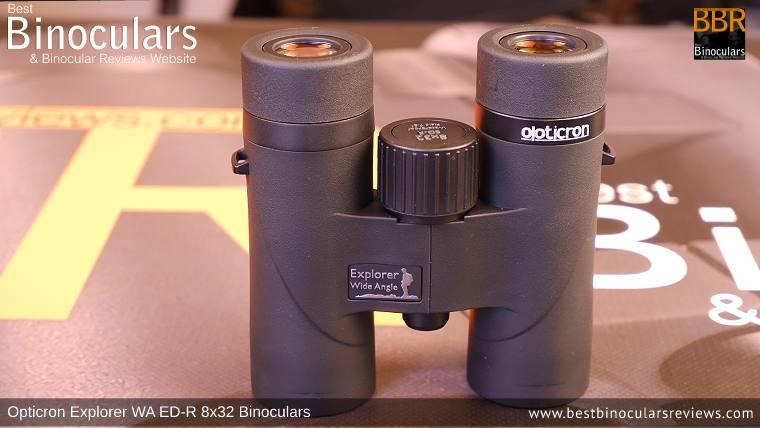 Opticron Explorer WA ED-R 8x32 Binoculars