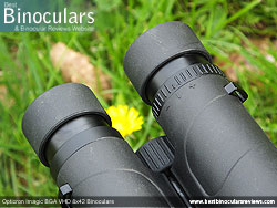 Diopter Adjustment on the Opticron Imagic BGA VHD 8x42 Binoculars