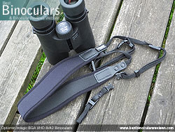 Neck Strap included with the Opticron Imagic BGA VHD 8x42 Binoculars