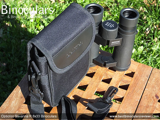 Carry Case for the Opticron Savanna R 8x33 Binoculars