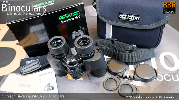 Accessories for the Opticron Savanna WP 6x30 Binoculars