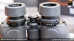 Diopter Adjustment on the Opticron Savanna WP 6x30 Binoculars