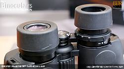 Eyecups on the Opticron Savanna WP 6x30 Binoculars