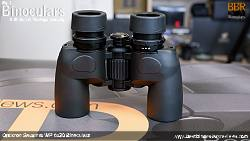 Underside view of the Opticron Savanna WP 6x30 Binoculars