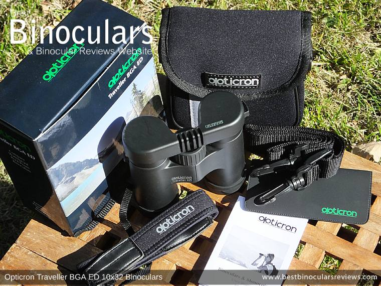 Accessories for the Opticron Traveller BGA ED 10x32 Binoculars