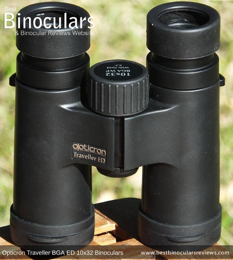 Opticron Traveller BGA ED 10x32 Binoculars