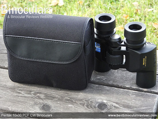 Accessories for the Pentax 10x30 PCF CW Binoculars