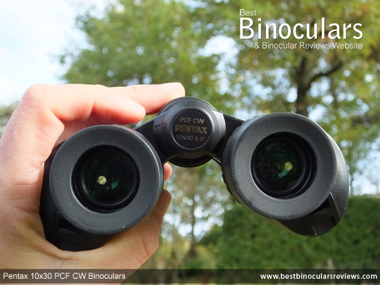 Pentax 10x30 PCF CW Binoculars