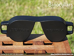 Rain-Guard for the Pentax 8x43 DCF ED Binoculars