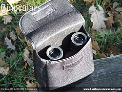 Carry Case for the Pentax AD 9x32 WP Binoculars