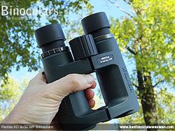 Open bridge Pentax AD 9x32 WP Binoculars