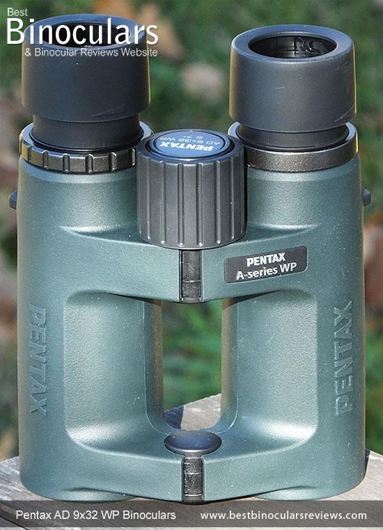 Pentax AD 9x32 WP Binoculars