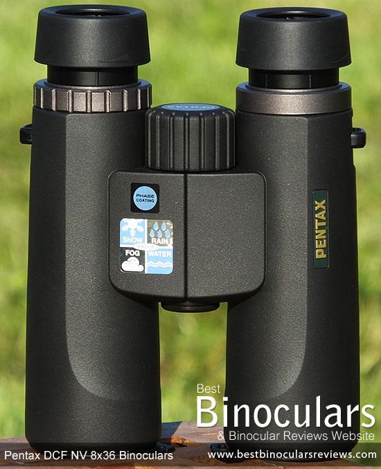 Pentax DCF NV 8x36 Binoculars