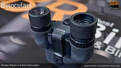 Twist-Up Eyecups on Pentax Papilio II 8.5x21 Binoculars