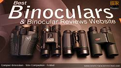 Compact Binocular Size Comparison (Folded): Vortex Vanquish 10x26 vs Steiner Wildlife 8x24 vs Pentax VD 4x20 Binoculars, Monocular & Spotting Scope vs Kowa BD 8x25