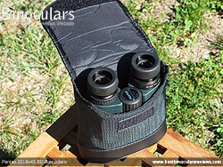 Pentax ZD 8x43 ED Binoculars in the Carry Bag
