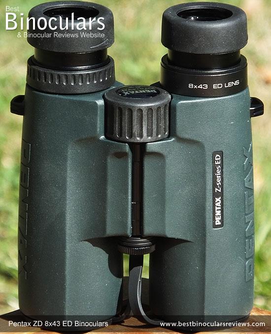 Pentax ZD 8x43 ED Binoculars