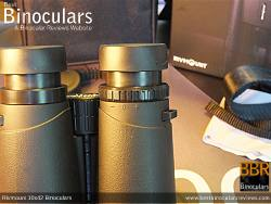 Diopter Adjustment on the Rivmount 10x42 Binoculars