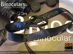 Neck Strap included with the Rivmount 10x42 Binoculars