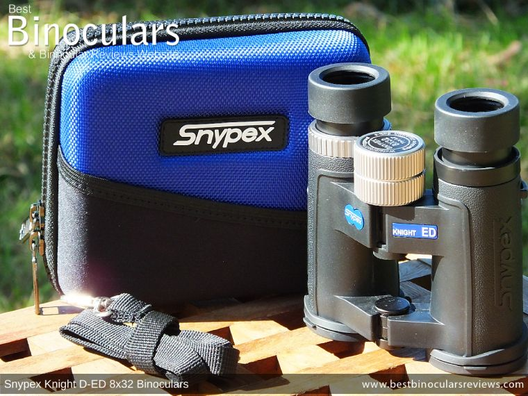 Accessories for the Snypex Knight D-ED 8x32 Binoculars